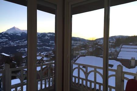 Le balcon du Mont Blanc - Passy