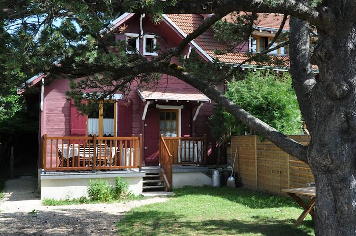 Beautiful Chalet in a charming village 7  people