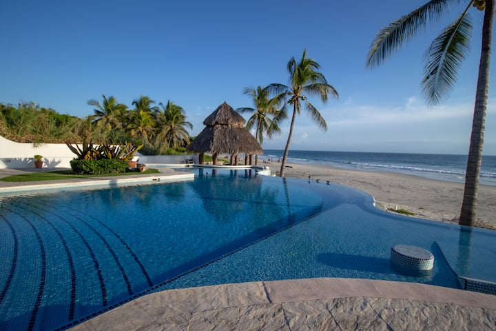 House at Playa State Punta Mita with privet pool
