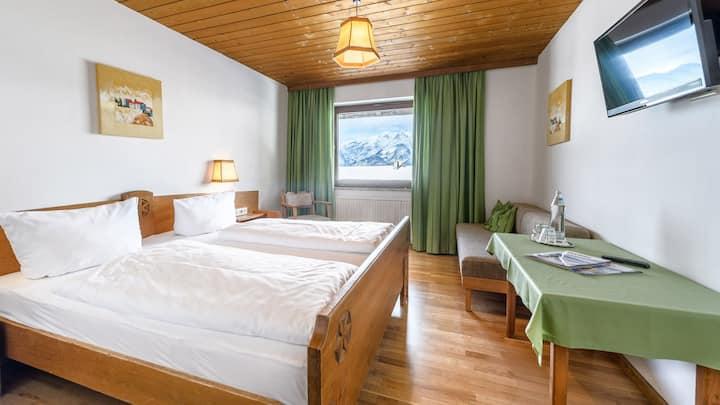 Bärenwirth - Amazing panoramic mountain view hotel