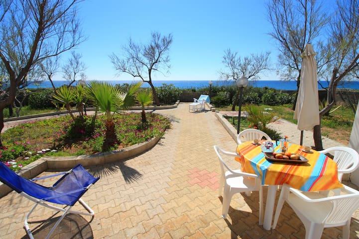 Appartamento sul mare, Gallipoli - Pizzo - Leilighet