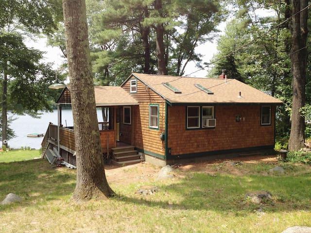 Gorgeous cottage on pristine lake