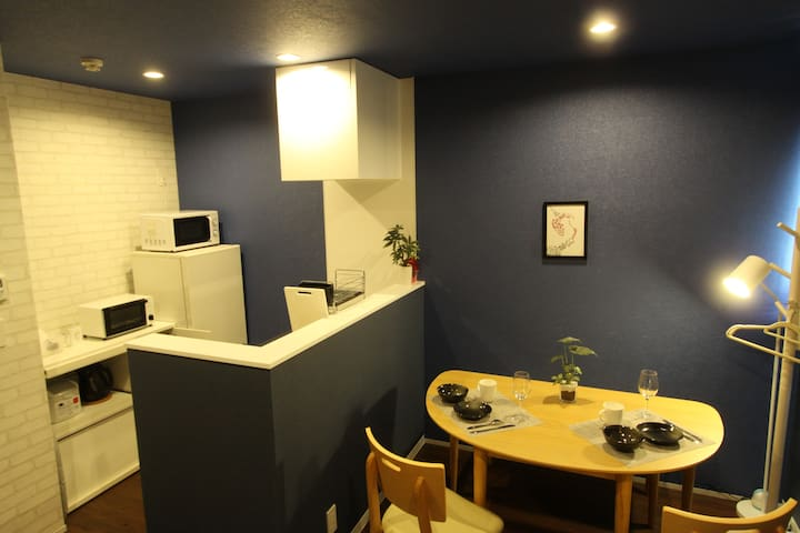 [NEW OPEN] 8 mins from Namba Sta Newly Built#2
