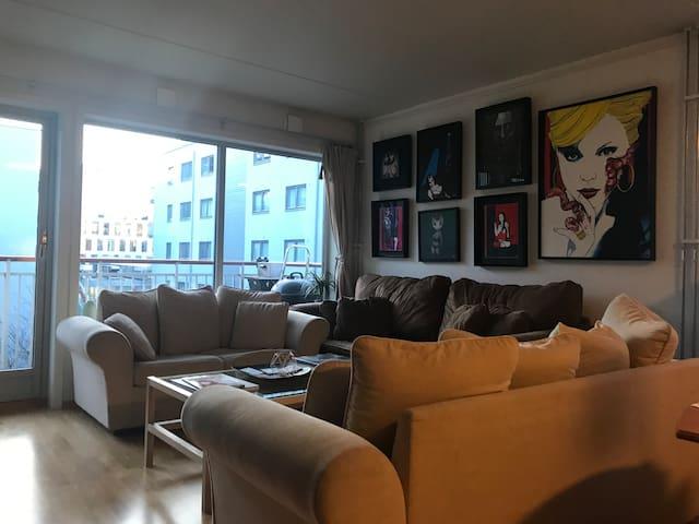 Flat/Room in the center of the city