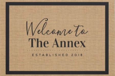 Entirely self contained space - The Annex