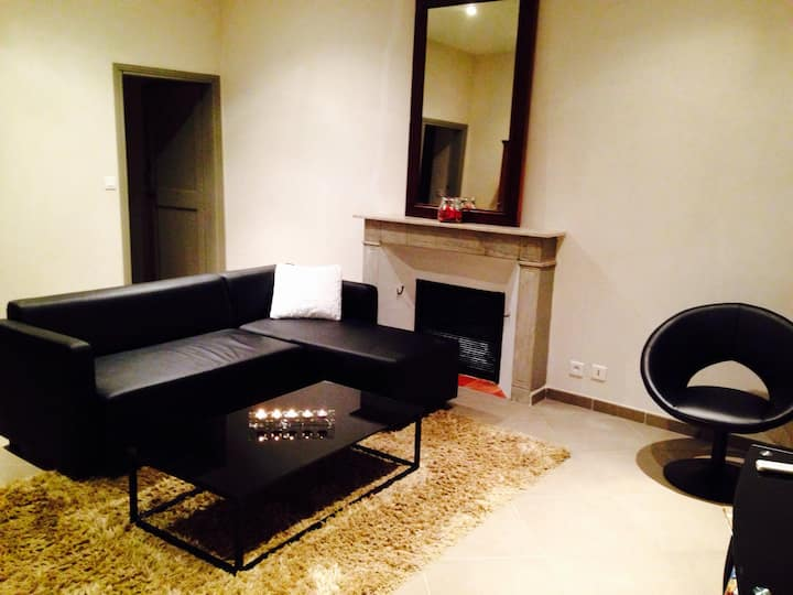 Appartement spacieux en haute ville