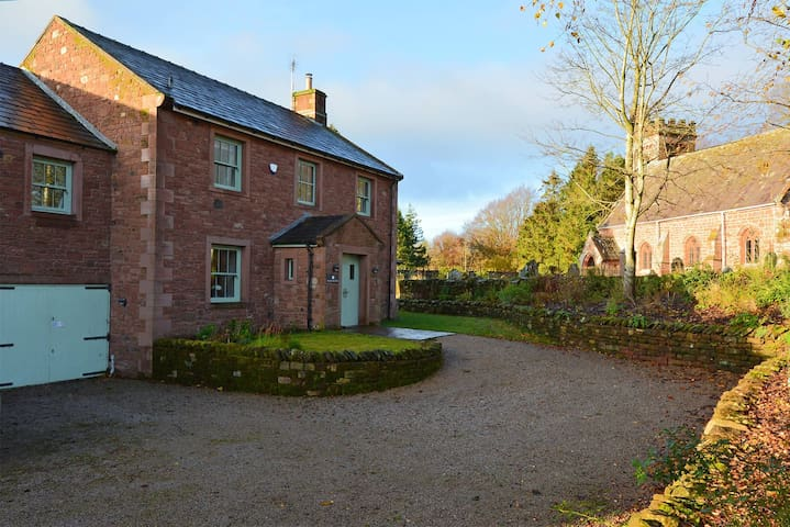 Luxury village haven in the heart of the Eden Valley. Pet friendly