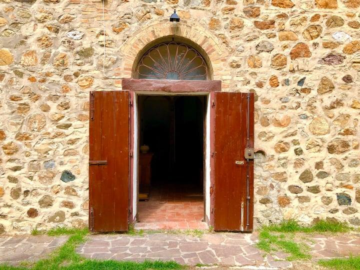Podere San Luigi - a real Tuscan experience