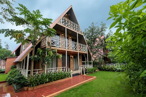 Wooden House Villa - DISINFECTED BEFORE EVERY STAY