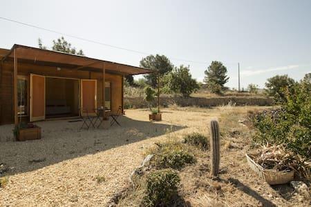 Itxasmendi B&B, una cabaña en la montaña - Finestrat - 小木屋