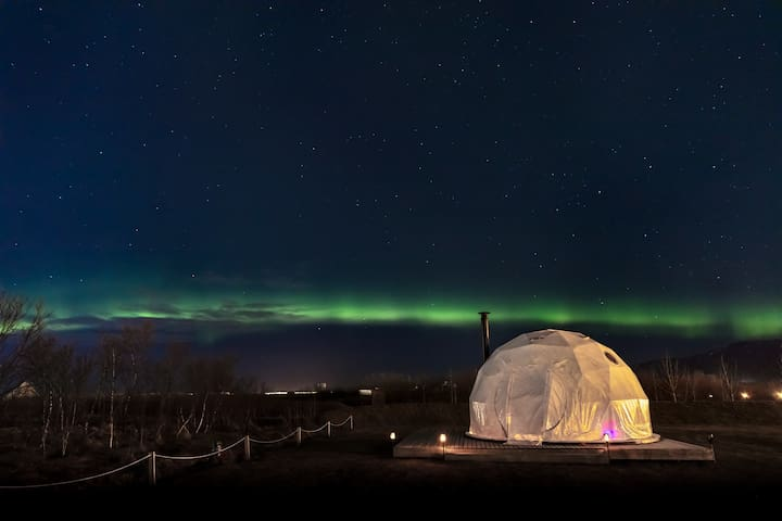 Reykjavik Domes - Unique experience.