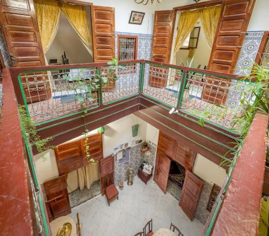 Maison d'hôte Moulay Driss Zerhoun .