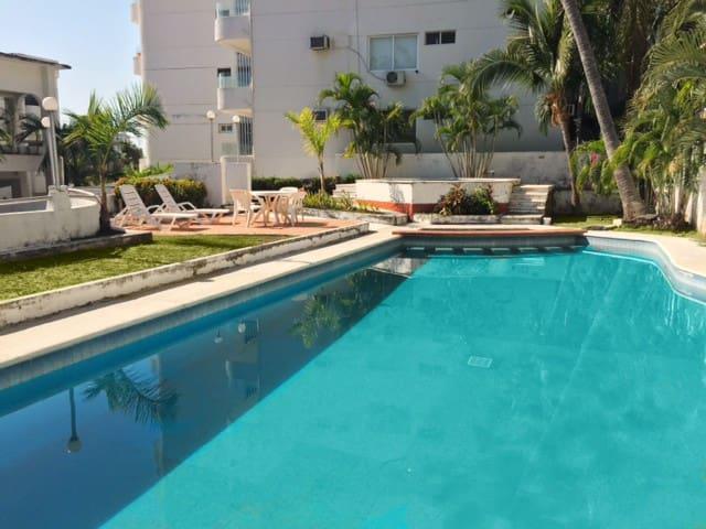 Departamento Brisamar Acapulco - Acapulco