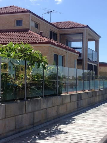 Waterside Mandurah Apartment