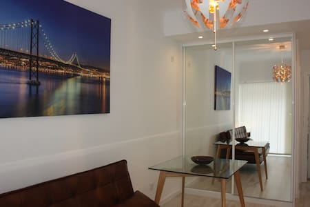 Simple Chic & Classic Belém Apartment - Lisboa - Daire