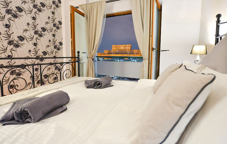 Panoramic View • Old City Center • 3 rooms ap