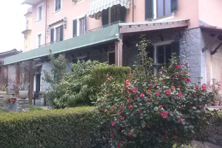 Villa Tagliarea Bricherasio