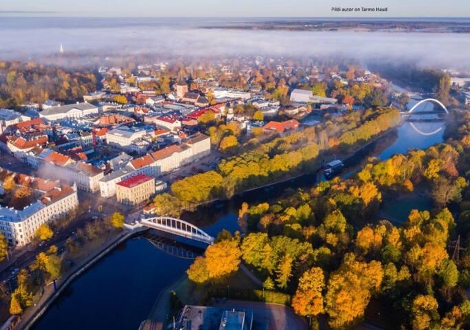 Maali's guidebook for Tartu