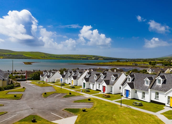 Dingle Harbour Cottages (3 Bed - Sleeps 7)
