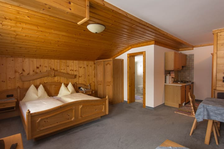 Appartement Nationalpark Hohe Tauern - Neukirchen am Großvenediger - Bed & Breakfast