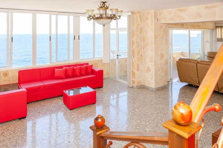 Villa Mercedes. Ocean View Luxury Apartment - La Habana - Wohnung