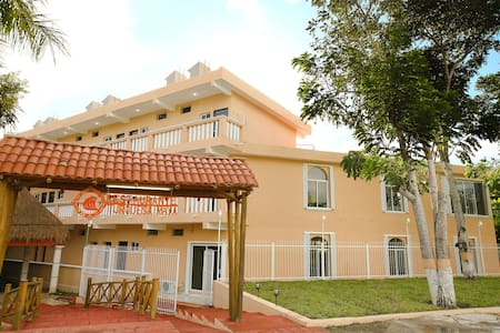 Hotel Turquesa Maya  - Felipe Carrillo puerto