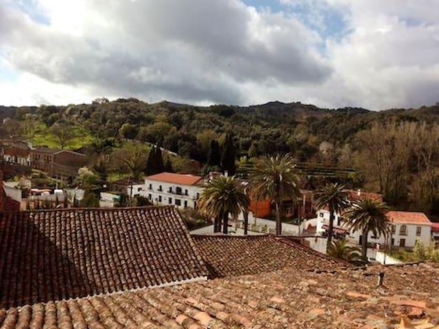 LA CASA DEL VIENTO  de GALAROZA, RELAX Y DEPORTES