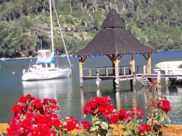 Departamento Bahía Manzano Resort costa de lago