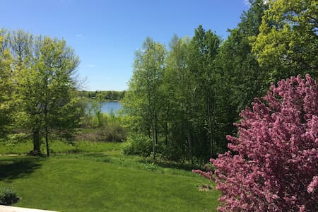 Comfort lake retreat - Chisago City - Apartament