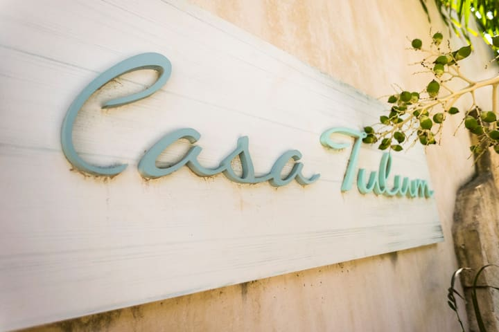 Casa tulum boutique  studio 2 tropical