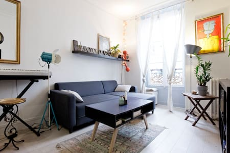 Apartment in the center of Paris - パリ - アパート