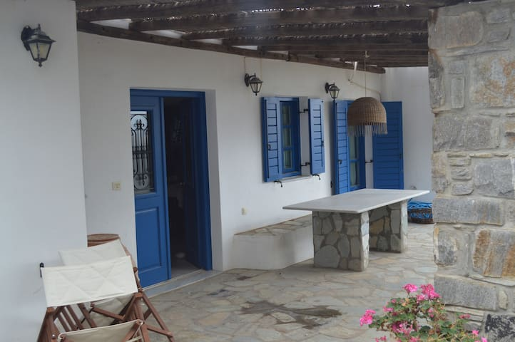 Traditional House 120 sqm DRIOS PAROS - Drios - Talo