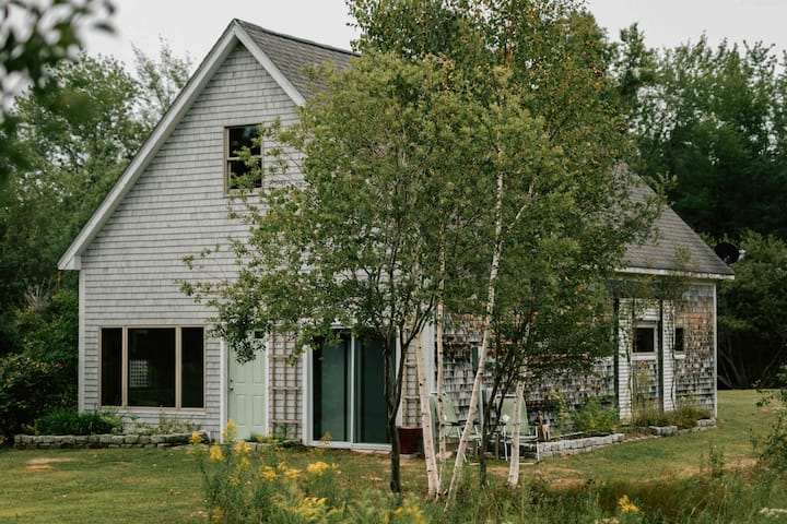 Modern home minutes from Downtown Bar Harbor & ANP