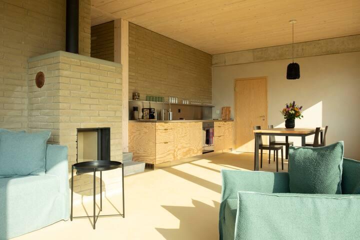Gästehaus mit Aus- und Weitblick