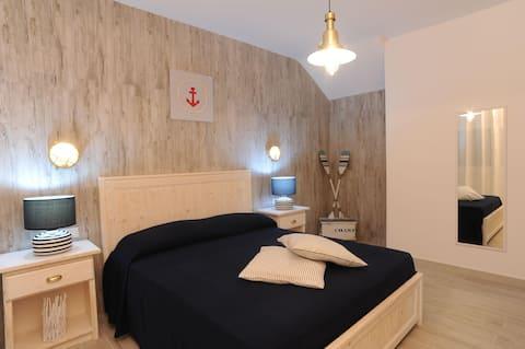 Appartamento per 4 di nuova costruzione con WiFi