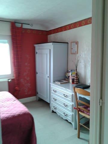 La chambre (Rangements)