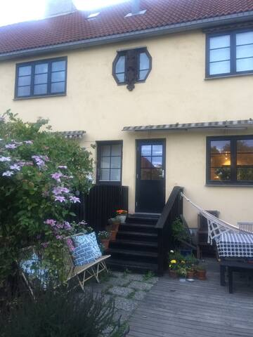 Cozy central Townhouse with garden - Oslo - Dům