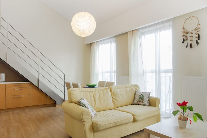 Cosy apartment in good location - Kaunas - Wohnung