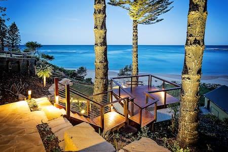 Absolute Beachfront Luxury - Toowoon Bay - Toowoon Bay - Haus