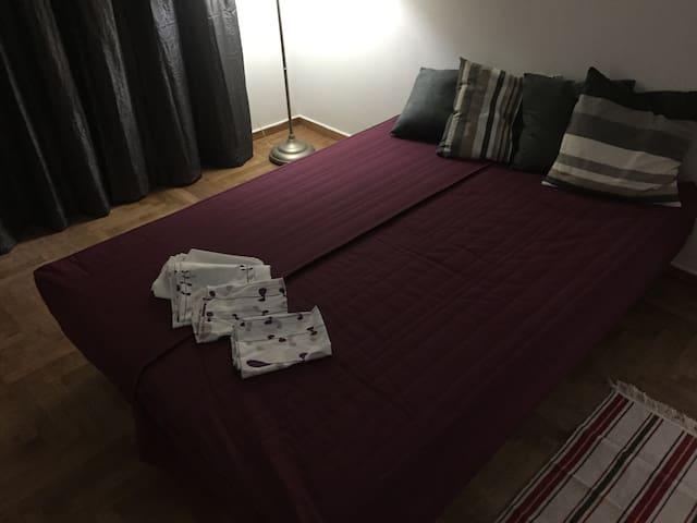 Apartamento encantador e iluminado!