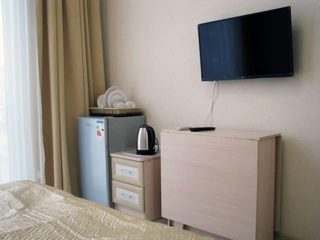 Апартаменты в Олимпийском парке - Sochi - Leilighet