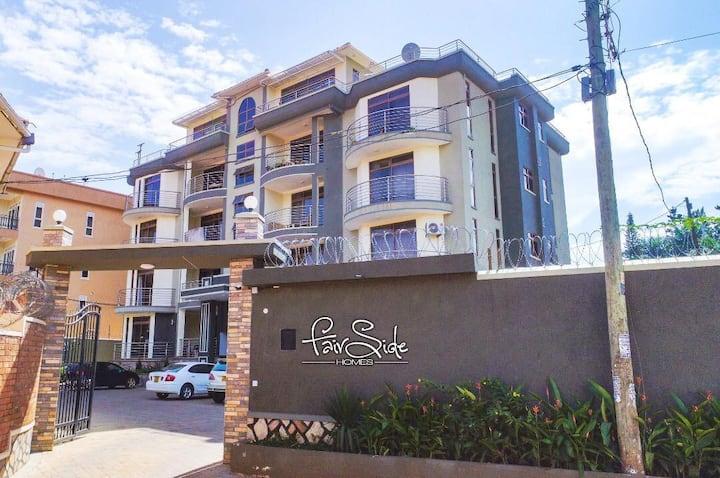 Studio apartment, Fairside Homes Bonge Way Muyenga