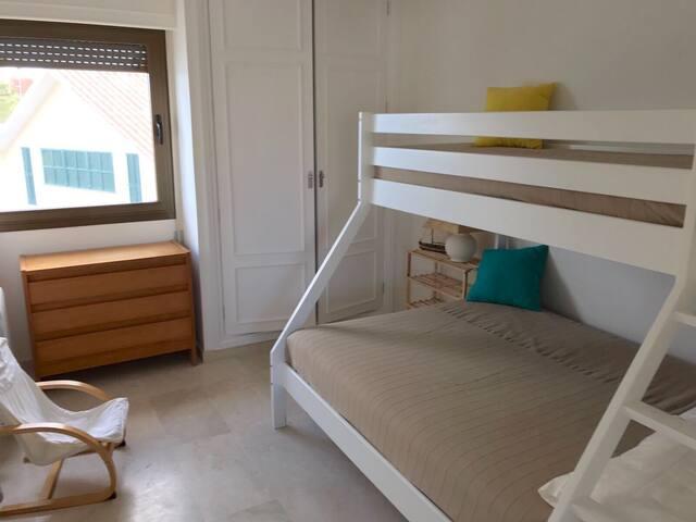 Segunda habitación. Second bedroom