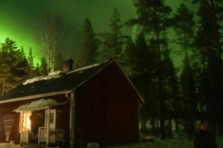 Cabin in stunning beautiful Swedish Lapland - Sudok