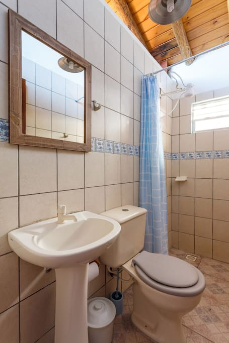 Banheiro - Suite Este