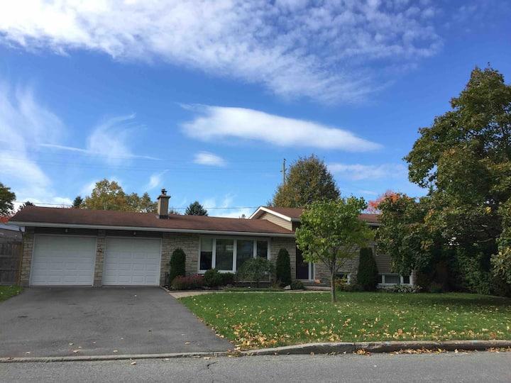 Ottawa Single Family Executive Home