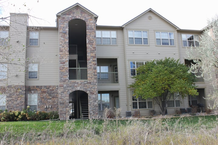 Furnished Condo in SE Fort Collins