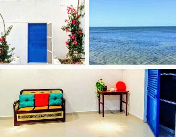 Beach Front House in The City - Campeche - Apartment