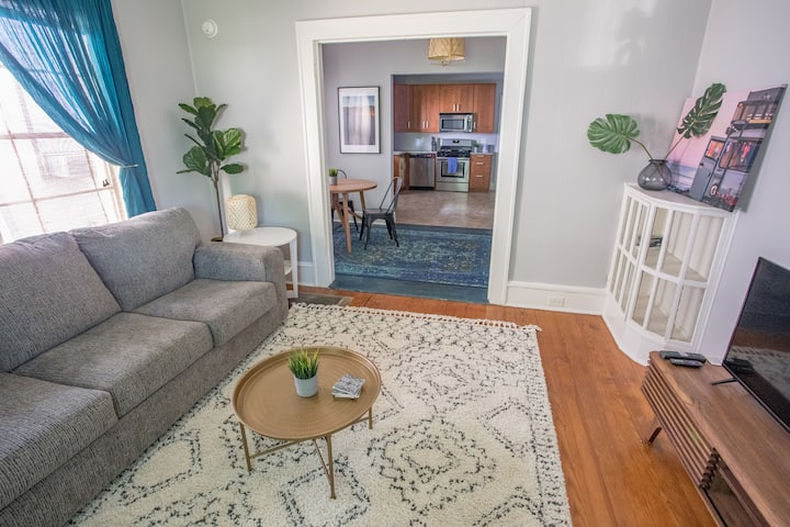 Cozy & Stylish Home with Yard in Heart of Atlanta
