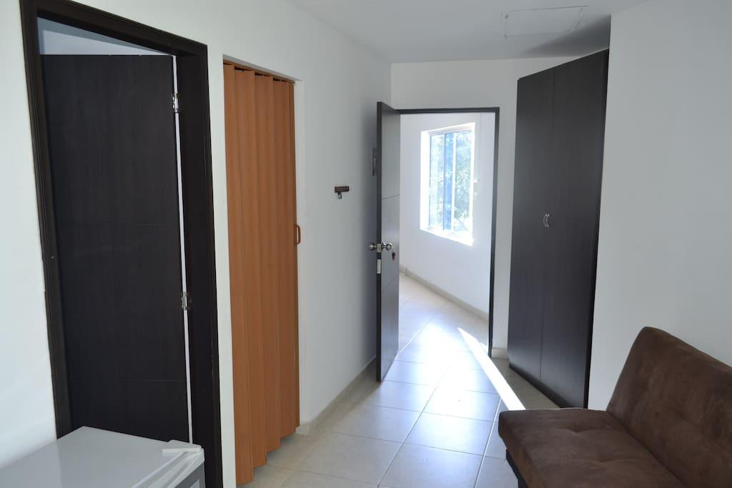 Sala de estar privada I / private living room I